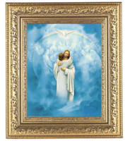 Jesus Welcome Home Framed Print