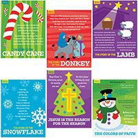 Traditions of Christmas Poster Set