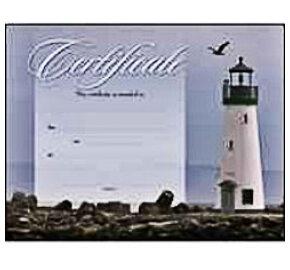 Church General Award Certificates - Pk of 6