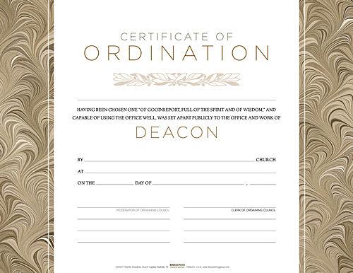 Deacon Ordination Certificate (6)