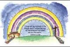 Rainbow Postcards (Pkg of 25)