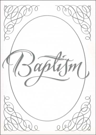 Baptism Certificates Back