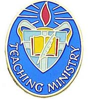 Teaching Ministry Pin