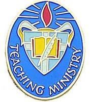 Teaching Ministry Pin
