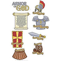 Armor of God Classroom Posters