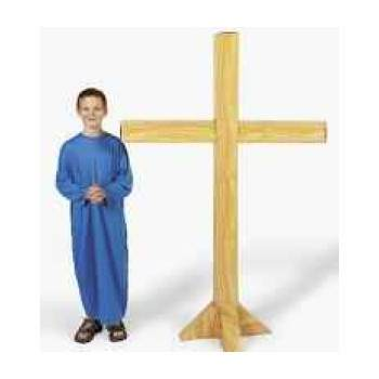 Large 72 inch Standing Cross for Youth Church
