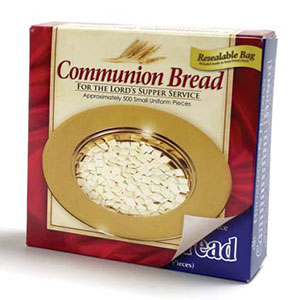 Communion Bread Hard (Pack of 500)