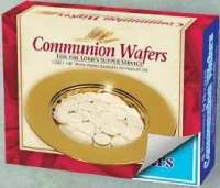 Round Communion Bread