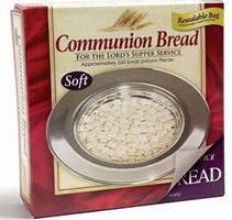 Soft Communion Bread (Pack of 500)