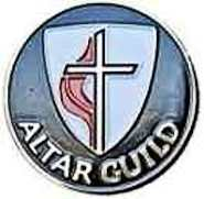 United Methodist Alter Guide Pin