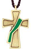Deacon's Cross Necklace - Life Eternal