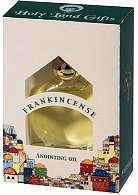 Anointing Oil: Frankincense .5 Oz