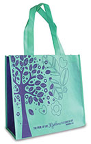 The Fruit of the Righteous Eco Tote Bag