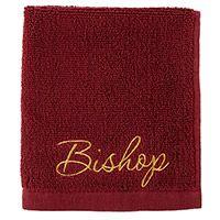 Bishop Hand Towel Cotton Church Hand Towel
