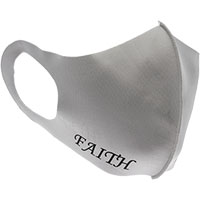 Faith Hope Believe Face Mouth Coverings