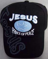 Jesus Prince of Peace Baseball Cap