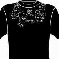 Transformer Black T-Shirt