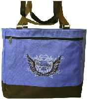 God's Angel Tote Bags