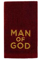 Man of God Towel Christian Leader
