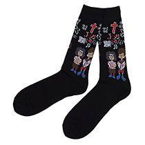 Jesus Novelty Socks