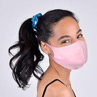 Reusable Pink Face Mask Sets - Washable Masks