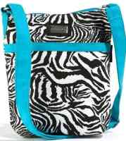 Zebra Stripes Handbag