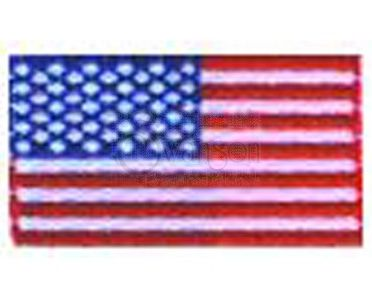 American Flag Embroidered Patch  (Dozen)