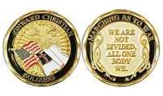 Coin - Onward Christian Soldier Token