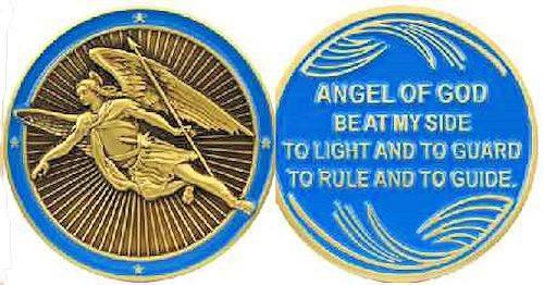 Angel of God Deluxe Coin Token
