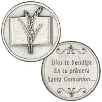 Wheat Coin- Dios te bendiga. Communion