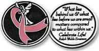 Cancer Celabrate Life Coin