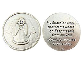 My Guardian Angel Coin Protect Me
