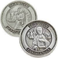 Catholic Saint Coins