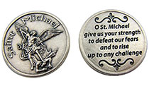 St Michaels coins about fear
