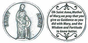 St. Anne Coin Give Us Guidance Silver