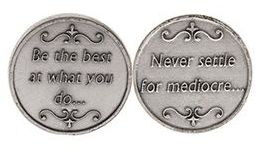Be the Best At What You Do Challenge Coin