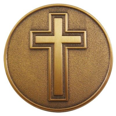 I am a Christian Deluxe Coin