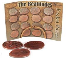 Beatitutudes Copper Coins Set of 48