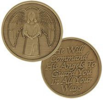 Coin - He Will Command His Angels To Guard You