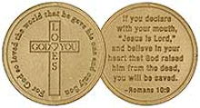 Salvation Aluminum Coins