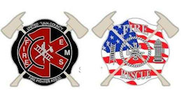 Custom Fireman Silver or Gold Award Coins