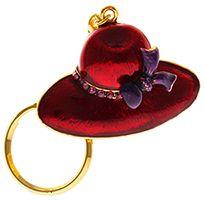 Red Hat Keychain