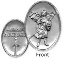 St. Michael Archangel Token Coin