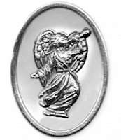 Archangel Gabriel Pocket Coin Token
