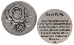 Dear Wife, Special Joy Pocket Token