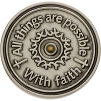 Faith Mustard Seed Coin