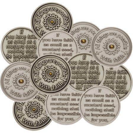 Faith Mustard Seed Coin