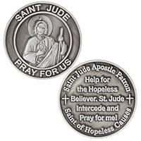 Saint Jude Coin Hopeless Causes