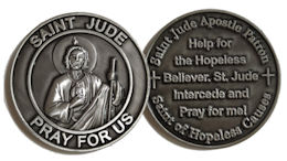 Saint Jude Coin Hopeless Causes