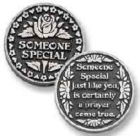 Someone Special Like You Coin